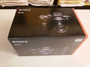 Sony a7iii camera for Sale in Miami, FL