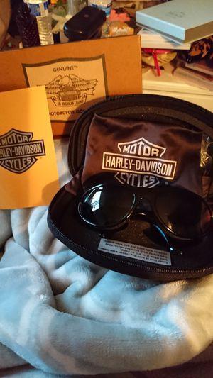 Harley-davidson motorcycle goggles for Sale in Denver, CO