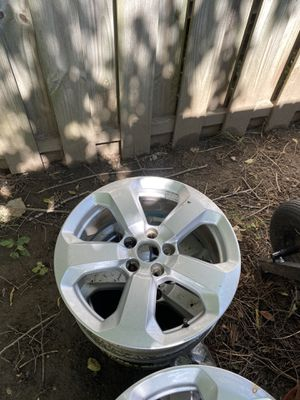 """17"""" Jeep Rims. (4) for Sale in Woodhaven, MI"""