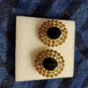 Gold Plated Stud Earrings for Sale in Windsor Mill, MD