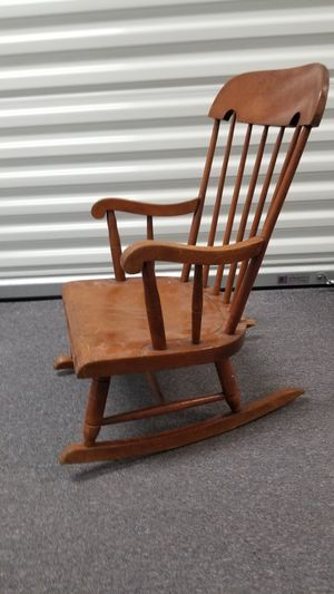 Kids rocking chase chair vintage for Sale in Park Ridge, IL