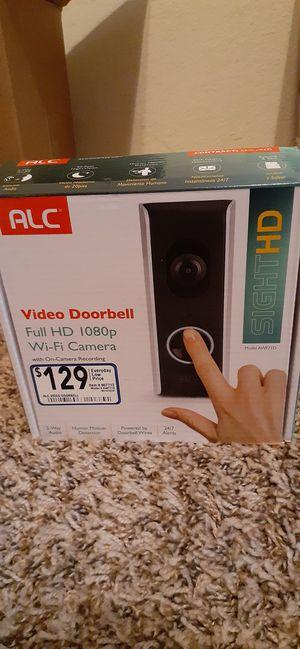 Alc video doorbell brand new for Sale in Dallas, TX