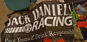 Jack Daniels Racing flag for Sale in North Las Vegas, NV