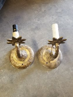 Wall light sconces for Sale in El Paso,  TX