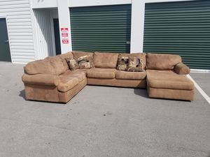 Ashley 3 Piece Sectional for Sale in Port St. Lucie, FL