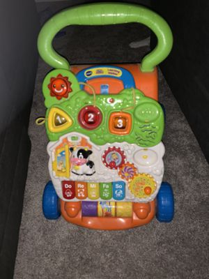 VTech sit to stand learning walker for Sale in Fontana, CA