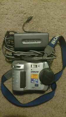 Sony FD-Mavica 2.0 Mega Pixels Camera model MVC-FD200 for Sale in Boonville, NC