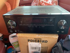 PIONEER RECEIVER for Sale in Cupertino, CA