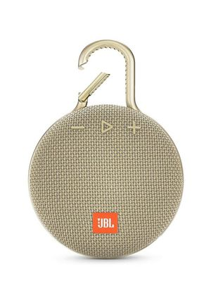 JBL Clip 3 speaker. Brand New. Sand Color. Original. Nuevas en su caja. Originales. Color Arena for Sale in Doral, FL
