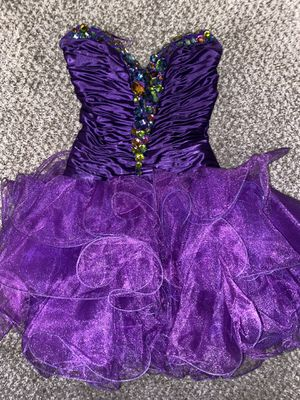 Small Tutu dress only worn once! for Sale in Phoenix, AZ