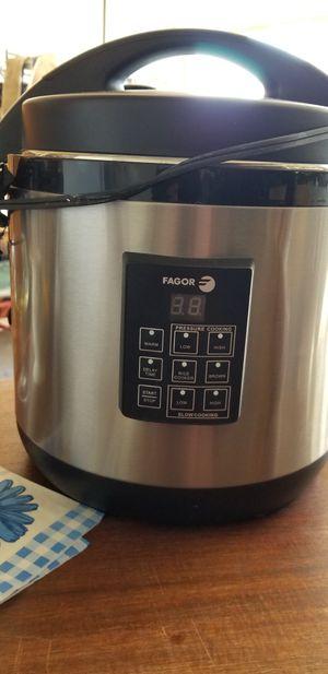 Digital crock pot, pressure cooker for Sale in Temecula, CA