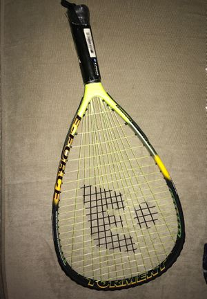 "E-FORCE TORMENT 22.0"" LONGSTRING TECHNOLOGY RACQUETBALL RACQUET NEW for Sale, used for sale  Winter Springs, FL"
