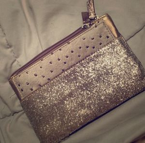 Loft Silver Clutch for Sale in Levittown, PA