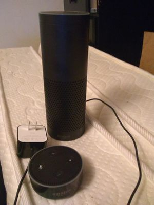 Amazon Alexa for Sale in Raleigh, NC