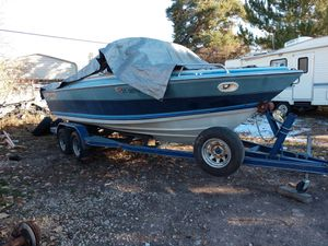 1988 210 horizon 350 outboard omc cobra for Sale in Salt Lake City, UT