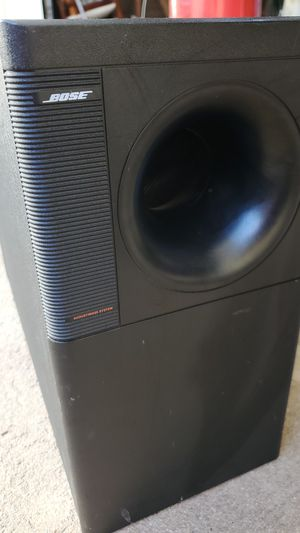 Bose acoustimass 7 home threatre for Sale in Redlands, CA