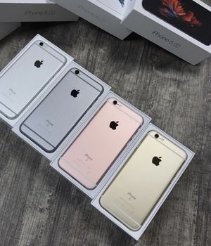 ⌚️📱iPhone 6s 16 GB factory unlock for Sale in Tampa, FL