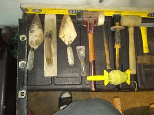 Masonry tools for Sale in Houston, TX