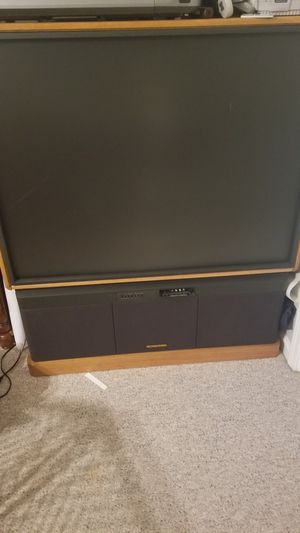 Hitachi Ultravision Rear Projection TV for Sale in Kennesaw, GA