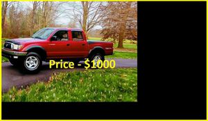 O1 Toyota Tacoma SR5 v6 - ֆ1OOO for Sale in Anaheim, CA