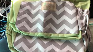 Diaper bag and newborn diapers for Sale in Phoenix, AZ