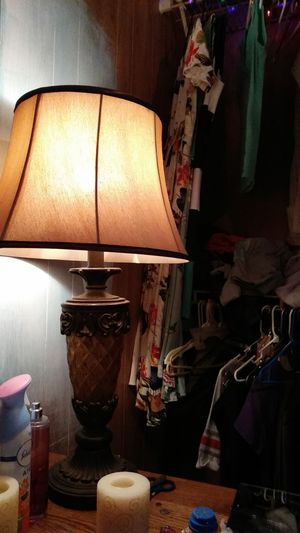 Expensive heavy lamps 2 for Sale in Pineville, LA