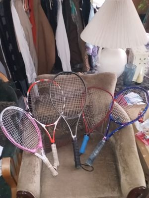 Collection of Tennis Rackets for Sale in Westchester, CA