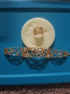Bracelet with ring size 8 for Sale in Baltimore, MD