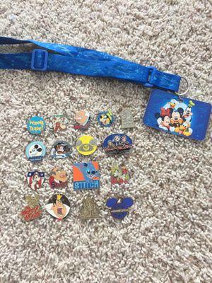 Disney collectible pins for Sale in O'Fallon, MO