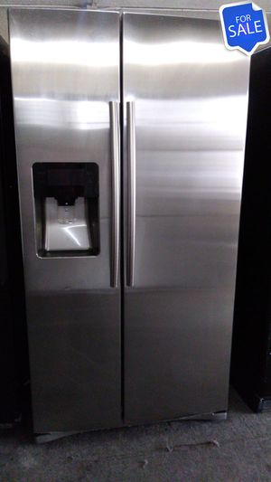 😍😍Refrigerator Fridge Samsung Free Delivery Side by Side #1370😍😍 for Sale in Riverside, CA