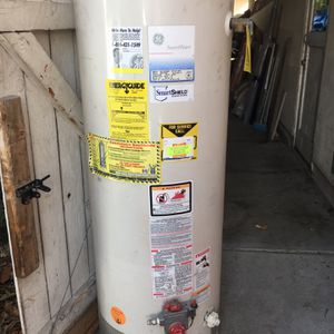 Water Heater ForUp To 6 Family Members It Works for Sale in Mission Viejo, CA