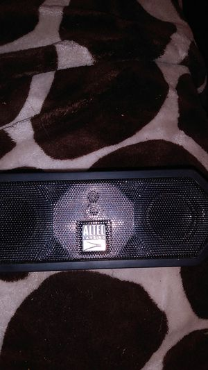 ALTEC LANSING BLUETOOTH SPEAKER for Sale in Lake View Terrace, CA