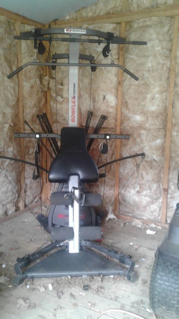 Bow flex power rod bench. Good shape. $200 OBO. Reply by text at {contact info removed}.