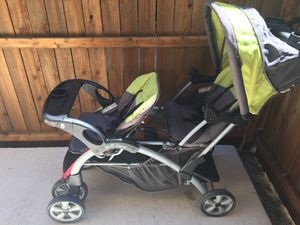 BabyTrend Sit-n-Stand Double Stroller for Sale in McKinney, TX
