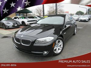 2013 BMW 5 Series for Sale in Sacramento, CA