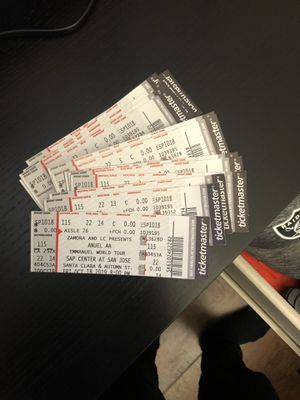 Anuel AA Tickets for Sale in San Jose, CA