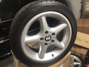 4 rims and tires for BMW Z4 for Sale in Pasco, WA