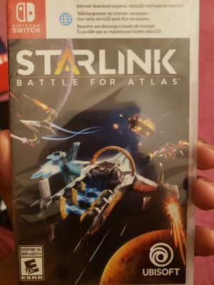 Starlink: Battle for Atlas Nintendo Switch for Sale in Cleveland, OH
