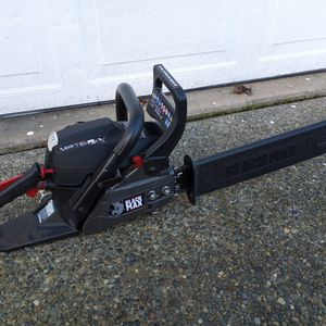 """16"""" Chainsaw. Nearly New. $75 OBO. for Sale in Gig Harbor, WA"""
