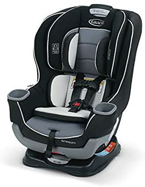 NEW Graco Extend2Fit Convertible Car Seat, Gotham for Sale in Sacramento, CA