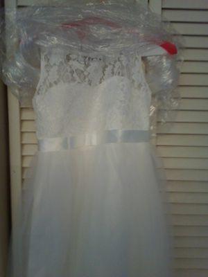 Flower girls wedding dress. for Sale in Spring Valley, CA