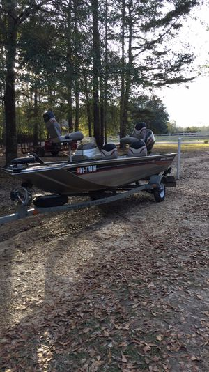 Bass Boat for Sale in Perkinston, MS