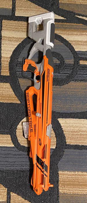 Nerf raptor strike gun for Sale in Melissa, TX