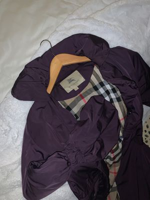 Burberry coat authentic for Sale in Ontarioville, IL
