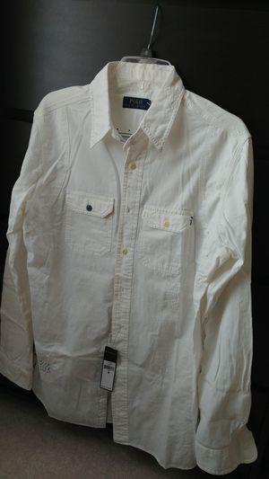 Polo Ralph Lauren Long Sleeve Casual Sport Shirt for Sale in Kent, WA