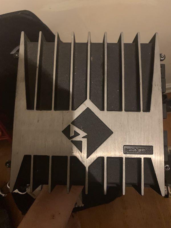 2 subwoofer amps