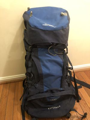 Travelers Backpack for Sale in Fairfax Station, VA