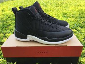 "Air Jordan 12 ""Black Nylon""; size 7 to 11 for Sale in Boston, MA"