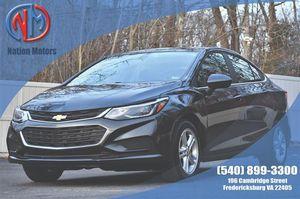 2017 Chevrolet Cruze for Sale in Fredericksburg, VA