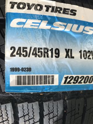 **BRAND NEW**TOYO Tires for Sale in Cecil-Bishop, PA